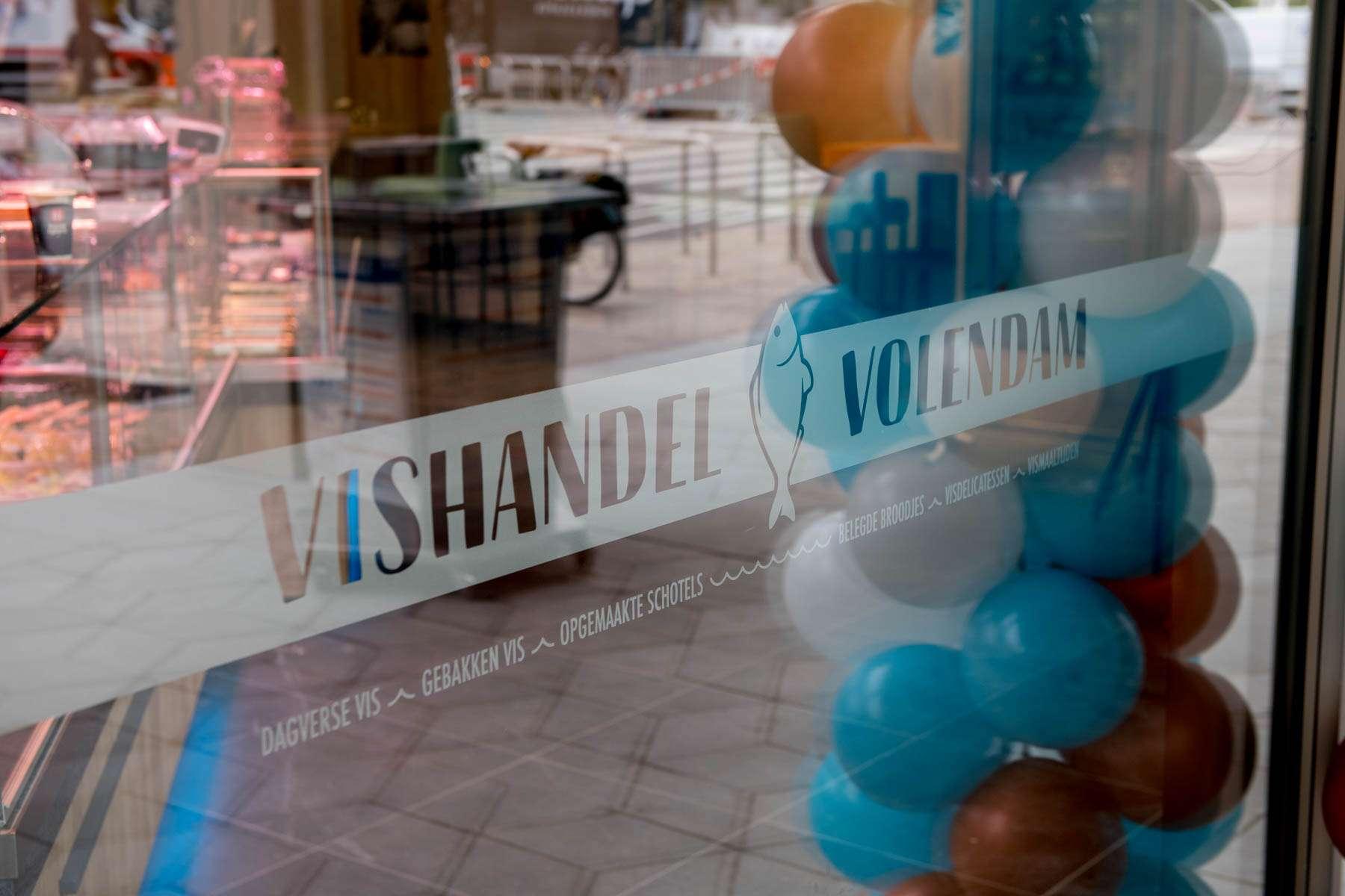 Vishandel Volendam opent 2e filiaal in shoppingcenter Overvecht