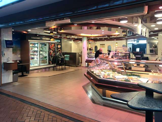 Vishandel Volendam Overvecht geopend
